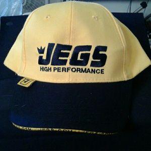 Truckers hat advertisement piece